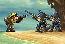 Metal Slug: Run!