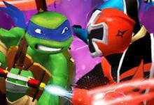 TMNT Vs Power Rangers 2: Ultimate Hero Clash 2