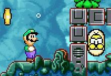 Luigi and the Island of Mystery