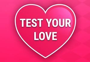 Love tester gratis online