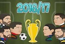 Football Heads: Champions League 2016/2017
