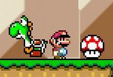 Super Mario Bros: New Easter World