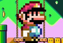 Super Mario World: The 8th Annual Vanilla Level Design Contest