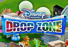 Disney Drop Zone