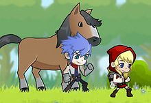 Fio's Adventure: The Crimson Items