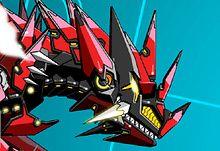 Battle Robot: T-Rex Age