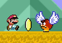 Super Mario World: New Mario's Adventure