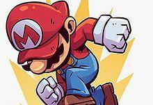 A Very Super Mario World