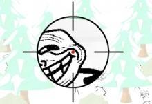 Trollface Sniper 2