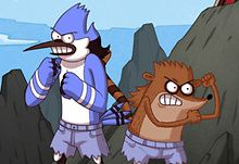 Regular Show: First Punch 2