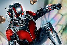 Ant-Man: Combat Training
