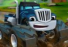 Blaze and the Monster Machines: Blaze Mud Mountain Rescue