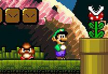 Luigi's Misadventures