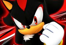Shadow in Sonic