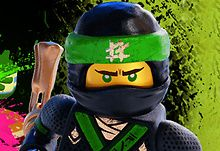 The Lego Ninjago Movie: Ninja Training Academy