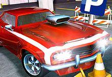 Car Parking Real 3D Simulator