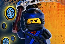 Lego Ninjago: Flight of the Ninja