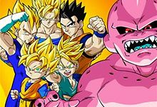 Dragon Ball Z Buu's Fury