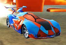 Super Car Zombie