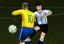 Brazil vs Argentina 2017/18