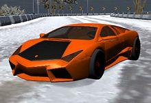 Lamborghini Drifter 2