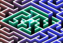 Ball Maze Labyrinth