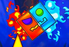 Geometry Dash: Fire and Water