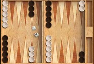 backgammon flash