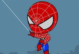 Spider Man - Juega gratis online en Minijuegos