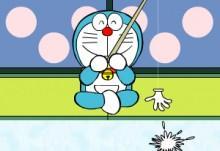 Pesca con Doraemon